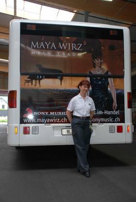 Zweimal Maya Wirz