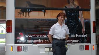 Maya Wirz hat jetzt eine CD