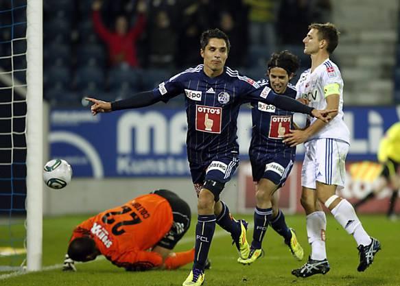 Cristian Ianu erlebte beim FC Luzern seine besten Zeiten.