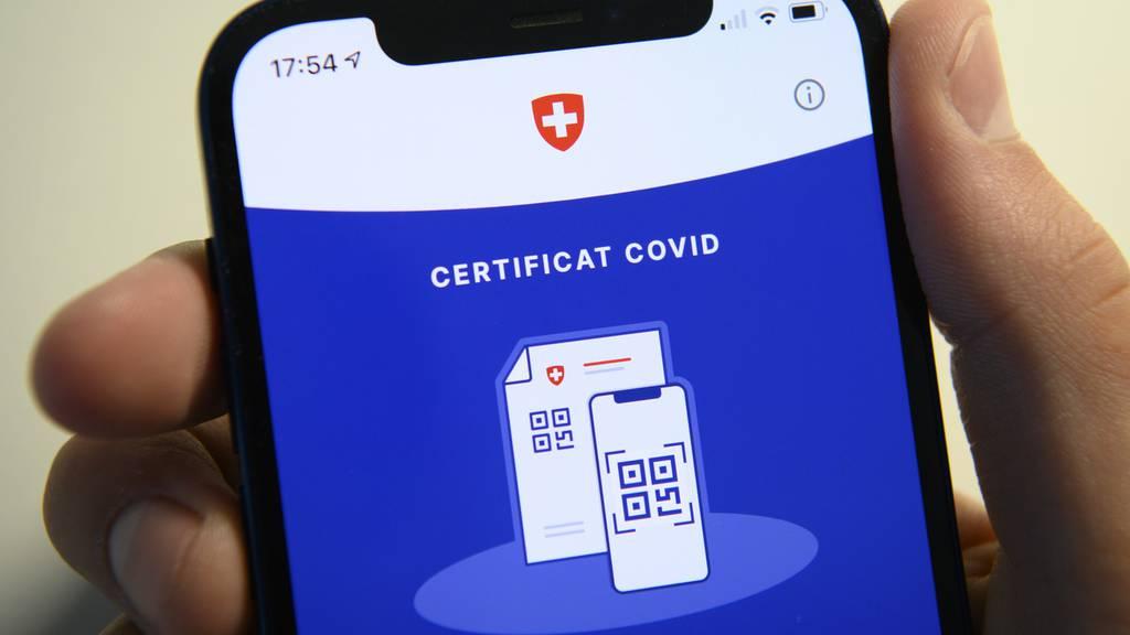 Covid-Zertifikate erst ab Juli verfügbar