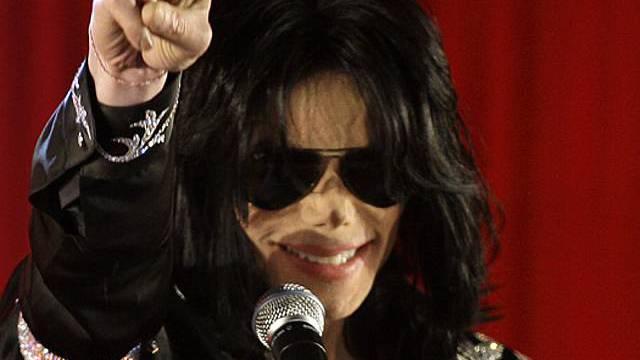 Imitations-Show von Michael Jackson soll verboten werden (Arichv)
