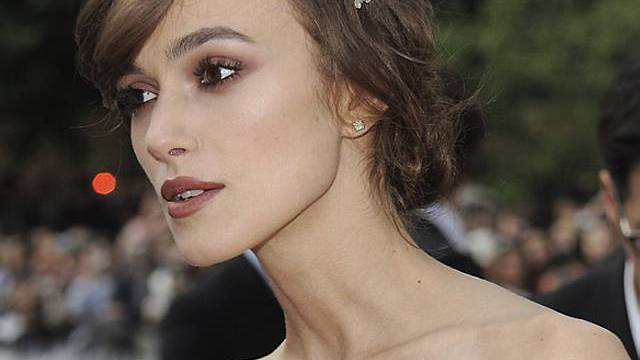 Keira Knightley ist Griffiths Muse