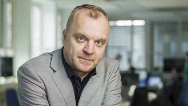 Hansi Voigt, Gründer «Watson»