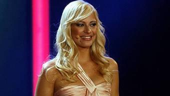Die beliebte Ex-Miss Christa Rigozzi (Archiv)