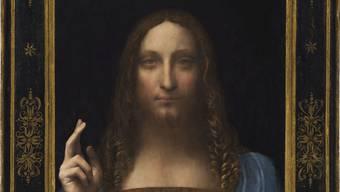 «Salvator Mundi»: Wo befindet sich das teuerste Gemälde der Welt? Bild: zvg