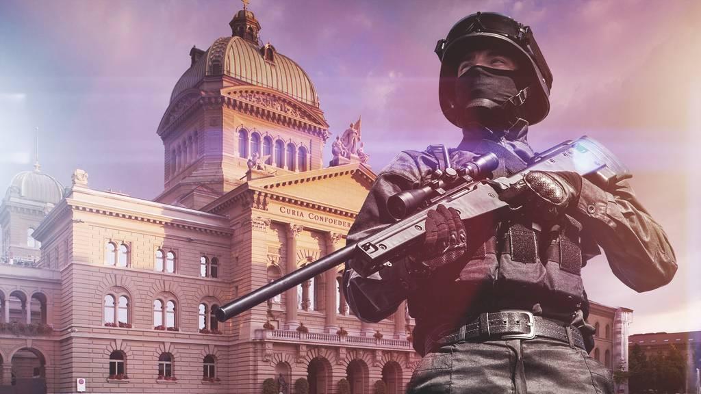 Behörden planen 52-stündige Terror-Übung