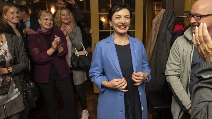 In Stein nominiert: Marianne Binder.