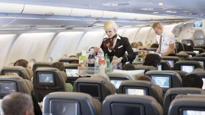 Die Airline Swiss steht in der Kritik. Foto: Keystone/Christian Beutler