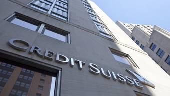 Filiale der Credit Suisse in New York (Archiv)