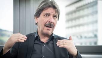 Ständerat Paul Rechsteiner im Interview mit Stefan Schmid vom St. Galler Tagblatt.