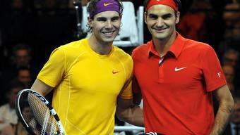 Match for Africa: Federer gegen Nadal