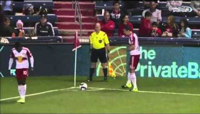Der Trick-Corner der New York Red Bulls im Video