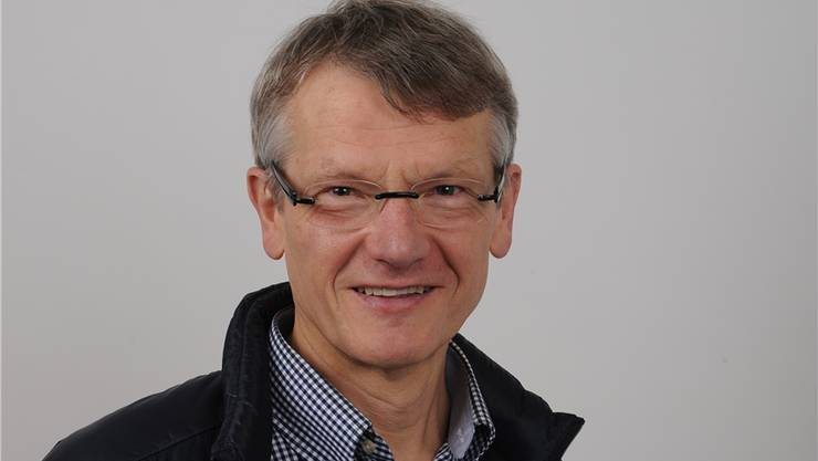 Marcel Hauser, Kurator der reformierten Kirchgemeinde Leerau.
