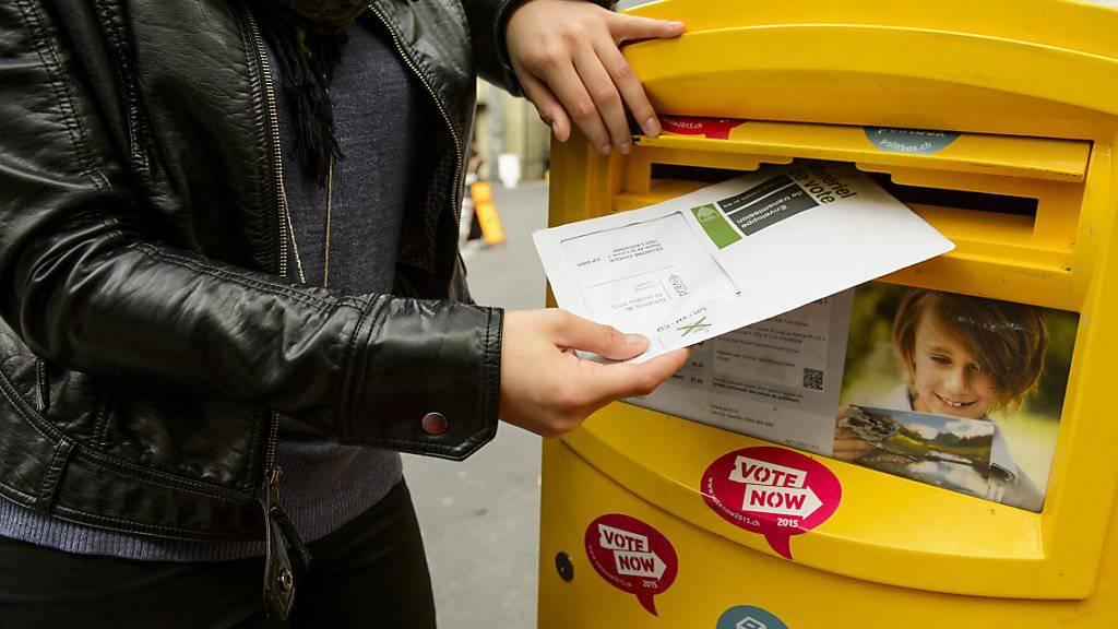 Tendenziell scheinen mehr Wahlberechtigte brieflich zu wählen als noch vor vier Jahren. Aussagen zur Wahlbeteiligung lassen sich daraus aber keine ableiten.