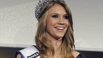 Kerstin Cook, 21 Jahre alt und neue Miss Schweiz