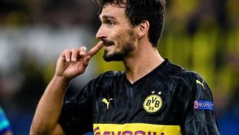 Mats Hummels liefert bei Borussia Dortmund erstklassige Leistungen ab