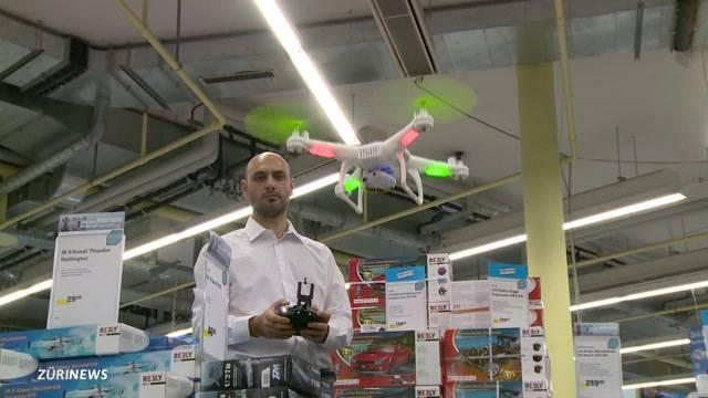 So gefährlich sind Drohnen