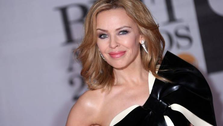 Kylie Minogue ist dankbar für die überstandene Krebserkrankung. So ein Schuss vor den Bug, sagt sie, erinnert einen daran, dass man eigentlich keinen Grund zum Jammern habe. (Archivbild)