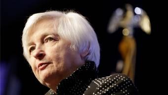 Janet Yellen, die Chefin der US-Notenbank, steht vor einer Weichenstellung für die Weltwirtschaft.Joshua Roberts/Reuters