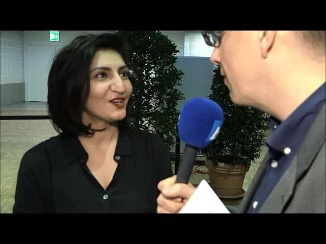 Sibel Arslan: «Hätte 200 Franken auf meine Wahl gewettet»