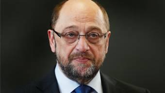 SPD-Kanzlerkandidat Martin Schulz. key