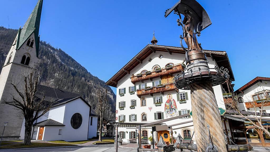 In Österreich sind Corona-Varianten auf dem Vormarsch