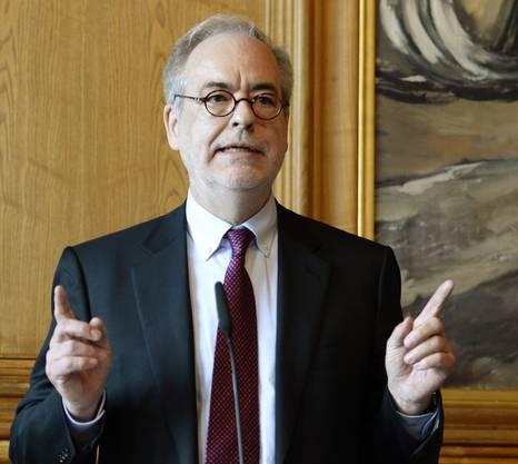 Otfried Jarren, Professor am Institut für Kommunikationswissenschaften und Medienforschung an der Universität Zürich