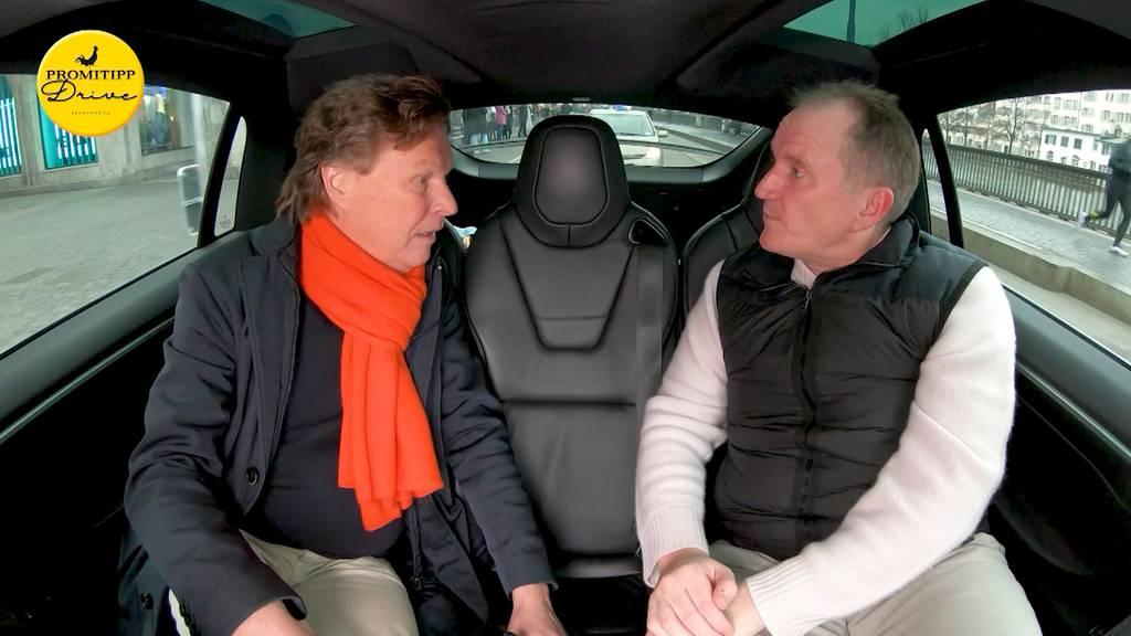 Promitipp Drive mit Michel Péclard