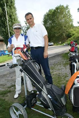 Das Charity-Golfturnier in Rheinfelden wird als voller Erfolg gewertet.