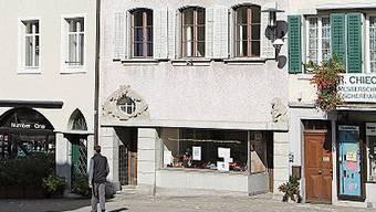 An der Hauptstrasse 64 entsteht ein Pop-up-Store.