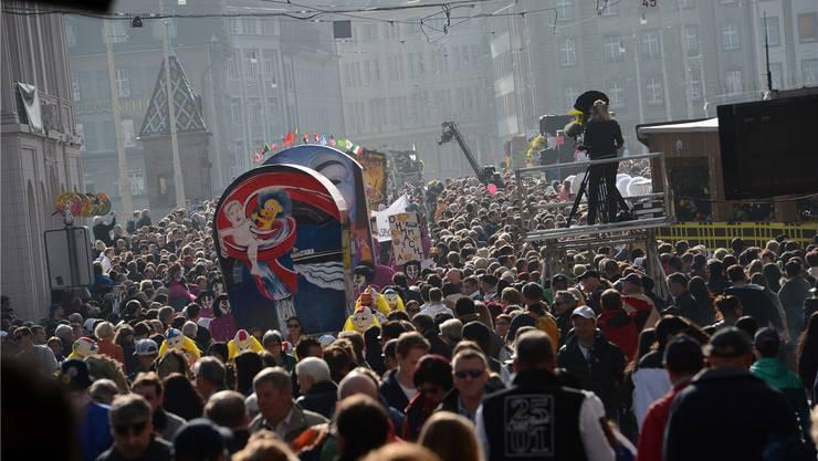 Die weitaus grösste Massenveranstaltung in Basel: die Fasnacht. Wie macht man einen solchen Anlass sicherer?