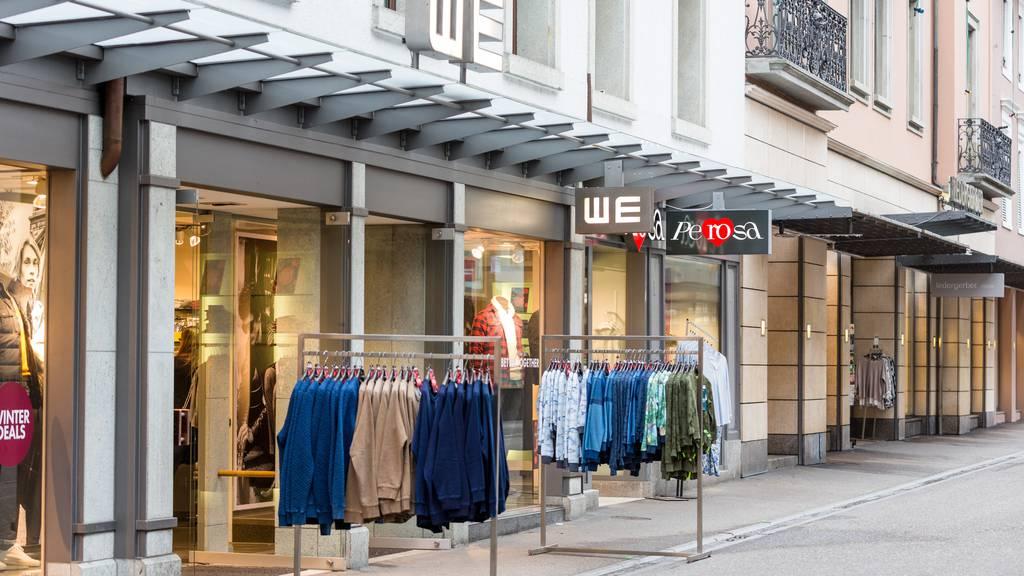 Credit-Suisse-Studie: Verpasster Konsum im Lockdown wird zum Grossteil nachgeholt