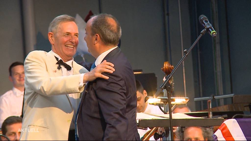 Dernière für Dirigent Douglas Bostock