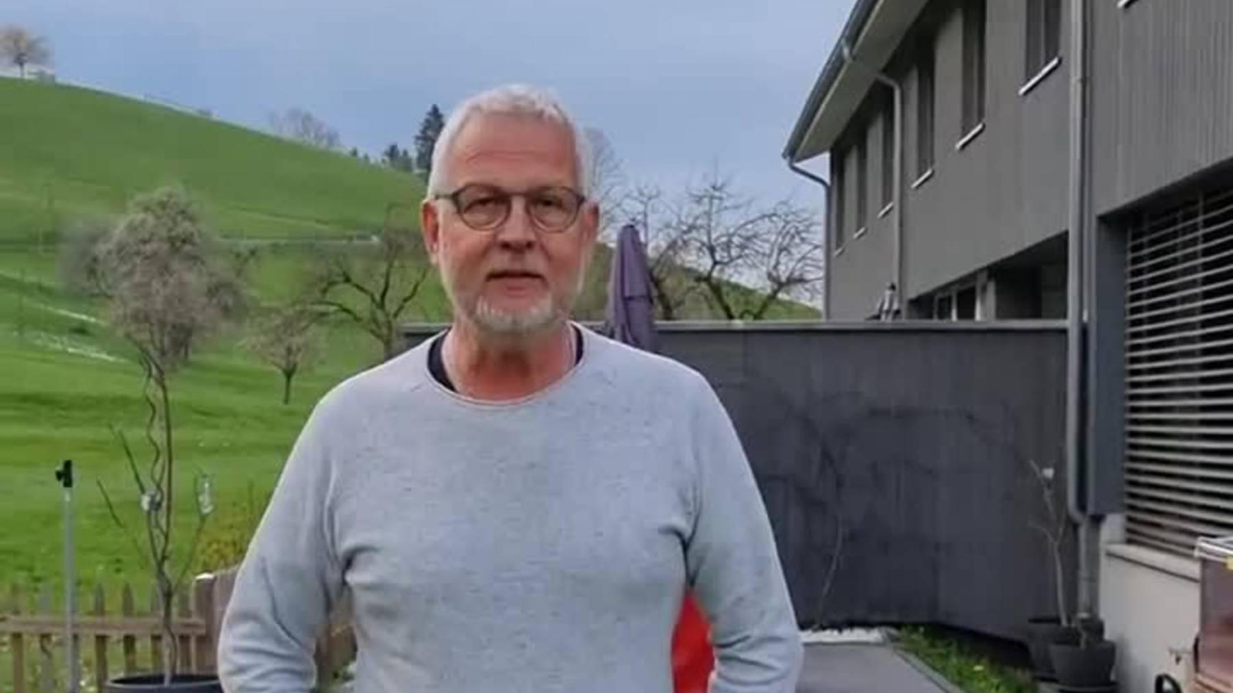 Kurt Steiner aus Menzingen