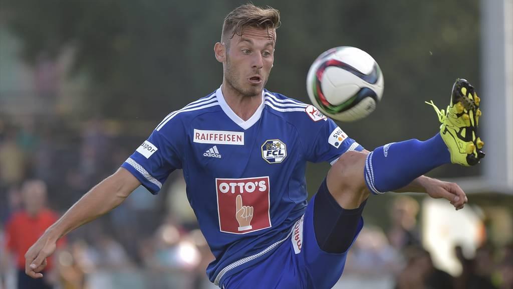 Fidan Aliti verlässt den FC Luzern