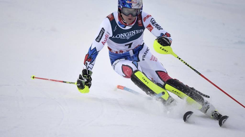 Alexis Pinturault gewinnt die Kombination von Åre.