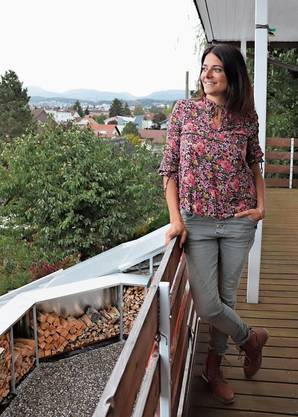 Lea Suter erzählt am 28. Oktober in Muhen über ihre Friedensreportagen.