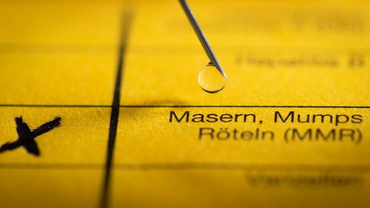 Das ausgeschlossene Kind war nicht gegen Masern geimpft und war auch noch nie daran erkrankt. (Symbolbild)