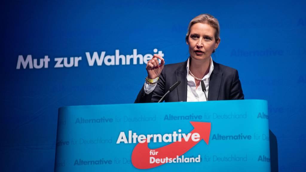 Illegale Spenden aus Schweiz: AfD will gegen Strafbescheid klagen