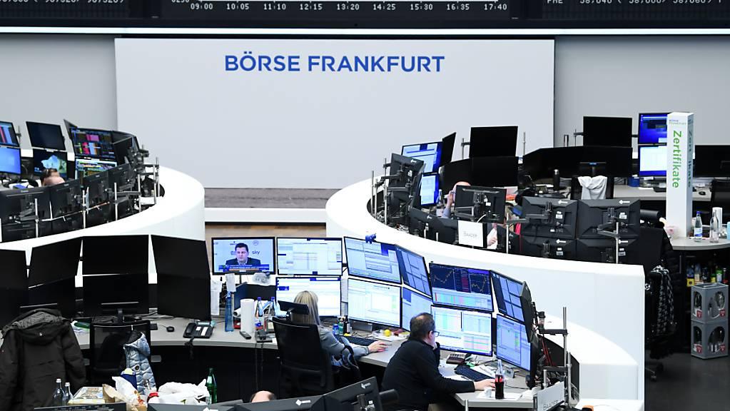 Der deutsche Aktienindex Dax wird ab September 2021 um zehn auf vierzig Werte aufgestockt. (Archivbild)