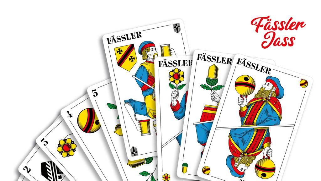 Diese Karten machen das Jassen zu sechst möglich