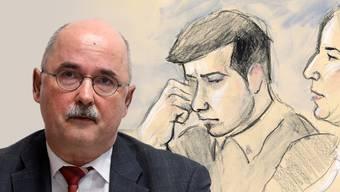 Findet klare Worte für das Urteil gegen Vierfachmörder Thomas N.: Gefängnisvorsteher Thomas Manhart.