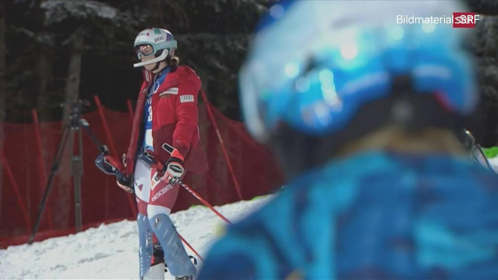 Nach 19 Jahren Durststrecke: Michelle Gisin gewinnt den Slalom in Semmering