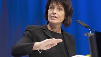 Bundesrätin Doris Leuthard will die Billetpreise erhöhen.