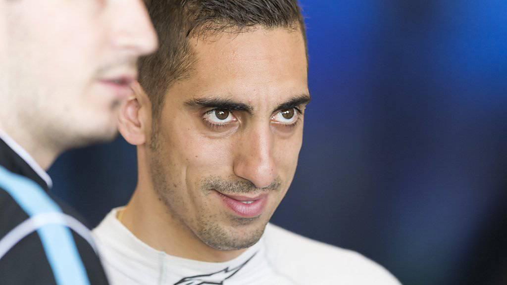 Buemi bei Toro Rosso Ersatzfahrer