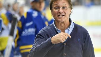 HCD-Coach Arno Del Curto durfte sich nach vier Niederlagen wieder einmal über einen Sieg gegen die ZSC Lions freuen