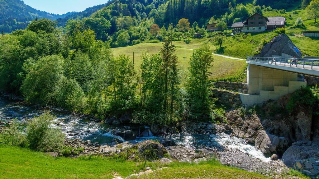 CKW legen neue Baupläne für Kleinwasserkraftwerk vor