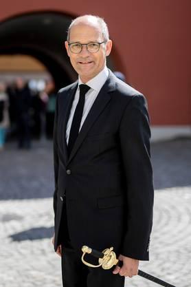 Daniel Fässler, neuer Innerrhoder Ständerat