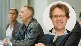 Andreas Santoni (links) wurde im Kinderheim Hermetschwil in den Jahren 1978 bis 1981 mehrmals von einem Priester auch sexuell missbraucht.