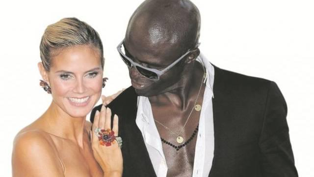 Dass die Liebe keinen Promistatus kennt, mussten auch Superstar Heidi Klum (38) und Sänger Seal (48) nach acht Jahren feststellen. Foto: face to face